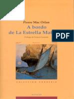 A Bordo de La 'Estrella Matutina' y Otros - Pierre Mac Orlan