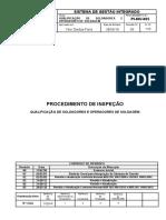 PI-MV-005-QUALIFICAÇÃO DE SOLDADORES E OPERADORES DE SOLDAGEM