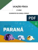 EdFisica_2serie_38_Elementos da dança espaço