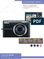 Coolpix s570 Folleto