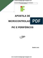 Apostila de Microcontroladores PIC e Perifericos[www.mecatronicadegaragem.blogspot.com]