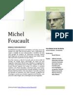 TEXTO PARA ENVIAR PARA COLEGAS SOBRE Michel Foucault - Versão 03