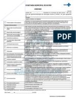 Modelo de Relatorio Médico Comorbidades - São Carlos