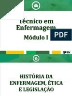 ENFERMAGEM - MÓDULO I -  HISTORIA DA ENFERMAGEM, ETICA E LEGISLACAO (1) (2)