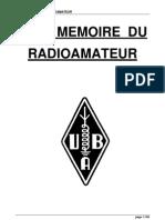 Aide-Mémoire du radioamateur