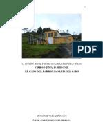 Funcion Social y Ecologica de La Propiedad
