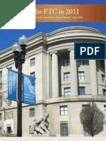 FTC 2011 Chairman's Report