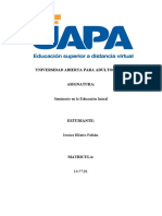 Tarea 6 Seminario en La Educación Inicial Jessica