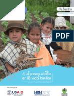 Cartilla VD CProfund PrimeraInfancia Prom VidaFamiliar