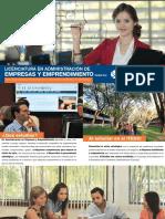 Administracion de Empresas y Emprendimiento