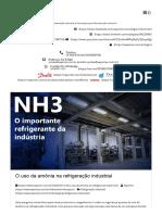 O uso da amônia na refrigeração industrial - Vaportec
