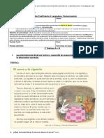 2°B evaluación de lenguaje 04-08-21