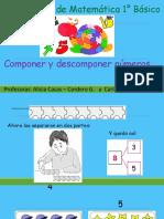 CLASE MATEM 29-07 COMPONER Y DESCOMPONER