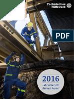 THW Jahresbericht_2016