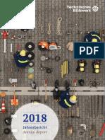 THW Jahresbericht_2018