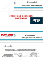 Princípios do concreto protendido 01-04-21