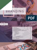 Ebook de branding