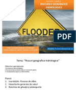 Hazarde hidrologice