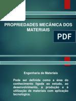 Aula 3 Introdução a Propriedade Mecâmica dos Materiais - 19-03-21