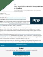 Comissão Do Senado Aprova Recondução de Aras à PGR Após Sabatina Com Críticas à Imprensa e Lava Jato - 24-08-2021 - Poder - Folha