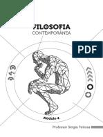Modulo 4 - Filosofia Contemporânea - Pré-Uni_