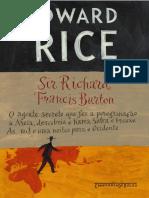 Resumo Sir Richard Francis Burton Edward Rice