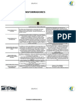 CLASIFICACION DE TRANSFORMADORES