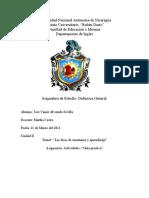 Didactica General- Guia pratcia II