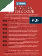 7 Keys to Da Vinci Code
