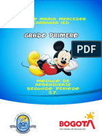 3er Periodo Inglés PRIMERO