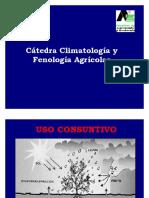 Cátedra Climatología y Fenología Agrícolas (1)