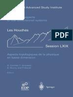 1999 Book AspectsTopologiquesDeLaPhysiqu