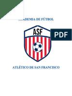 ACADEMIA ATLÉTICO DE SAN FRANCISCO