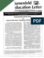The Blumenfeld Education Letter June_1993