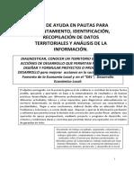 Guia Pautas Identificaci+-ªn y an++¡Lisis Territorial