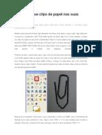 TUTORIAL GIMP Coloque Clips de Papel Nas Suas Fotos