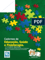 CADERNOS DE SAUDE E FISIOTERAPIA
