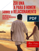 Livro - Como Fazer Uma Pergunta Sobre o Relacionamento, Sem Irritar e Garantindo a Resposta Sincera Do Homem