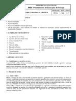 PES04v01 - Montagem de Armadura Para Estruturas de Concreto