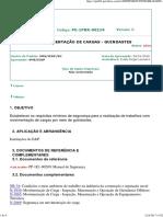 PE-1PBR-00224-0 Movimentação de Cargas - Guindastes