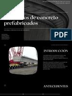 Elementos de Concreto Prefabricados (2)