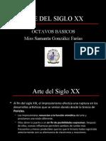Artistas Siglo XX NB6
