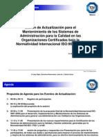 Adecuaciones a la Norma ISO 9001 2008