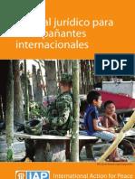 Manual jurídico para acompañantes internacionales