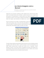 TUTORIAL GIMP Suavize e Borre Imagens Com a Ferramenta Borrar