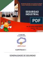 Cap. 1 Generalidades de Seg Ind