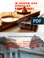 Sistem Hukum Dan Peradilan Internasional ( 11 IPA 2 )