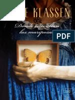 _Donde_se_ocultan_las_mariposas,Julie_Klassen_pdf_·_versión_1