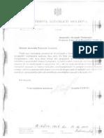 Documente prezentate de Procuratura Generală