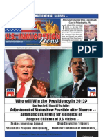 U.S Immigration Newspaper Vol 5 No. 61